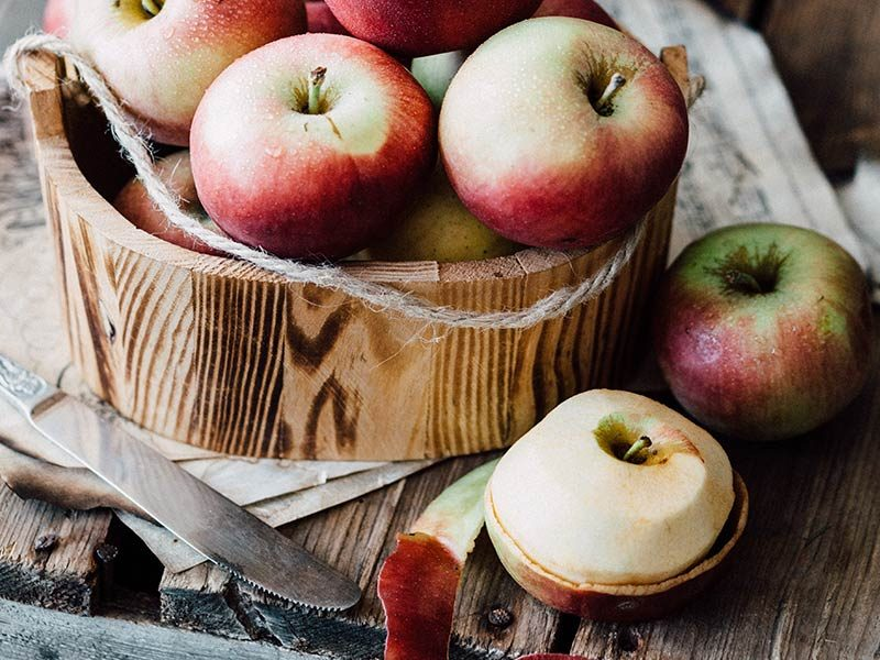 Fastest way to Peel Core and Slice Apples