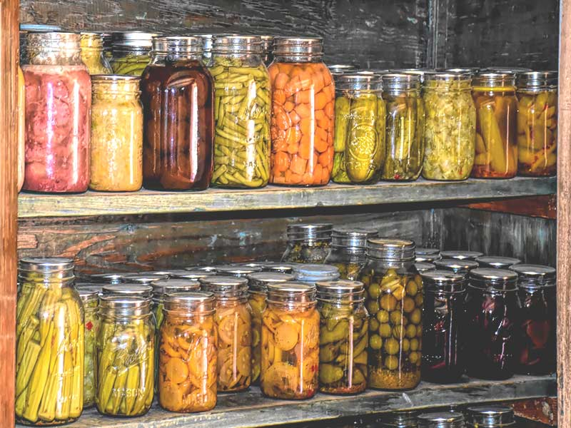 Food Storage FAQ