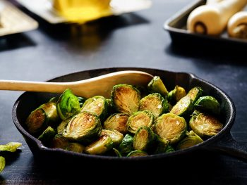 What is the best way to eat brussels sprouts